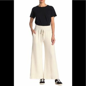 LNA Brushed Helen Wide Leg Pants NWT M